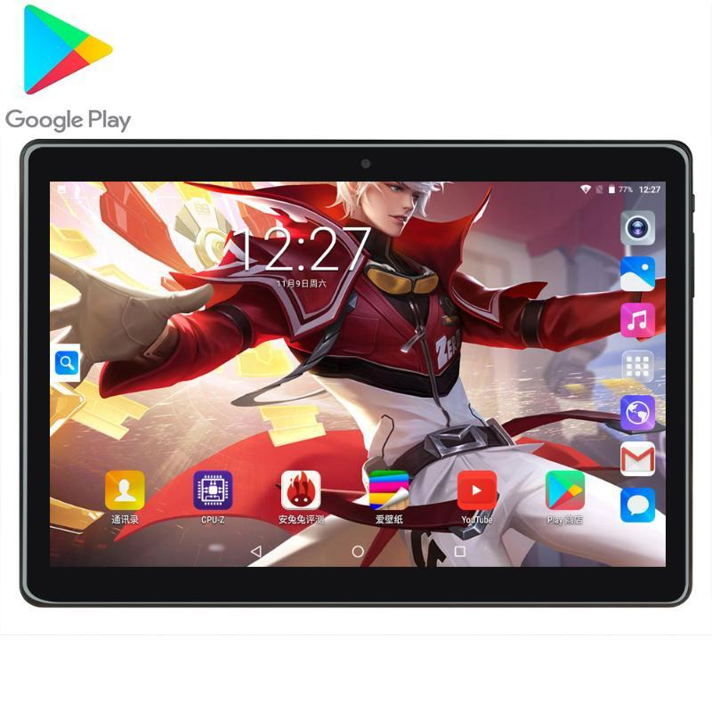 Tablet PC Book Phablet MTK6580 10 Inch Quad Core Metal Tablets 1.5GB RAM 32GB ROM Android 7.0 WiFi GPS IPS Dual SIM CE