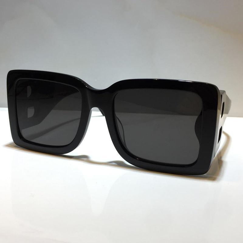 Ретро Солнцезащитные очки Солнцезащитные Очки Square 400 4312 Дизайн Мода Goggle Линзы Классика с популярным Стиль Коробка Высочайшее качество УФ-форма Популярный WO DOJM