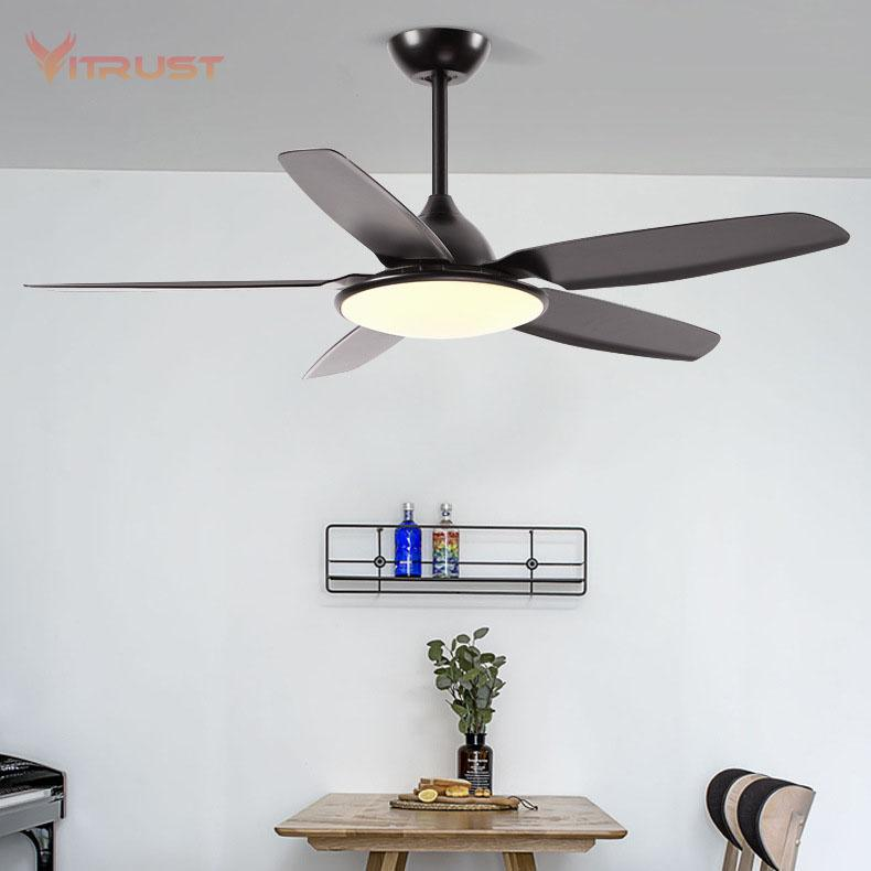 2020 Frequency Conversion Ceiling Fan Lamp Nordic Creative Pendant Fan With Led Lights And Remote Control Minimalist Ceiling Ligh From Starship13 263 4 Dhgate Com