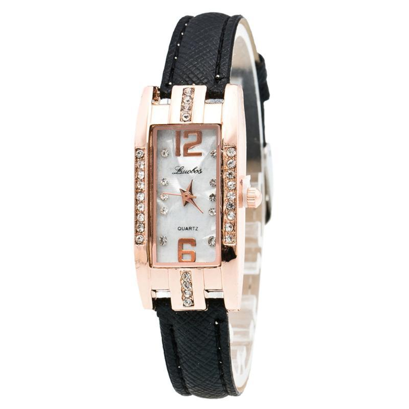 Kadınlar Saatler Moda Kadın Pointer Kuvars Bilek İzle Moda Bayanlar Bilek İzle reloj mujer relogio feminino