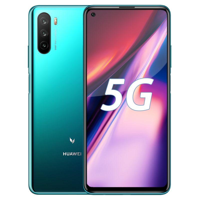 "Original Huawei Maimang 9 5G Mobile Phone 6GB RAM 128GB ROM MT6873 Octa Core Android 6.8"" 64.0MP AI OTG Face ID Fingerprint Smart Cell Phone"