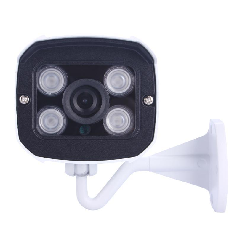 Hamrolte CCTV Camera 1080P 960P 720P High Resolution AHD Camera 4 Array LED Nightvision Waterproof Outdoor AHD