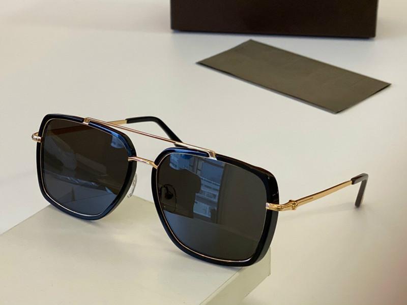 0750 النظارات الشمسية الجديدة للرجال، أزياء للرجال، والعدسات المضادة للأشعة فوق البنفسجية، الصيف شعبية على غرار النظارات الشمسية، وأعلى جودة مع حالة ووتش UV400