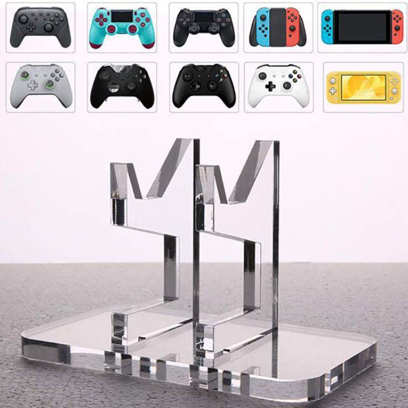 Универсальный контроллер стенд держатель, Подходит для современных и ретро Игровые контроллеры, идеальный дисплей и Организацию Gamepad