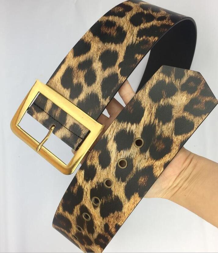 -Qualitäts-Gurt-Designer Gürtel für Frauen Daikin Schnalle Gürtel Femmes Mode Leder Waistband Breite 7.0CM 20 Style Box kein freies Verschiffen