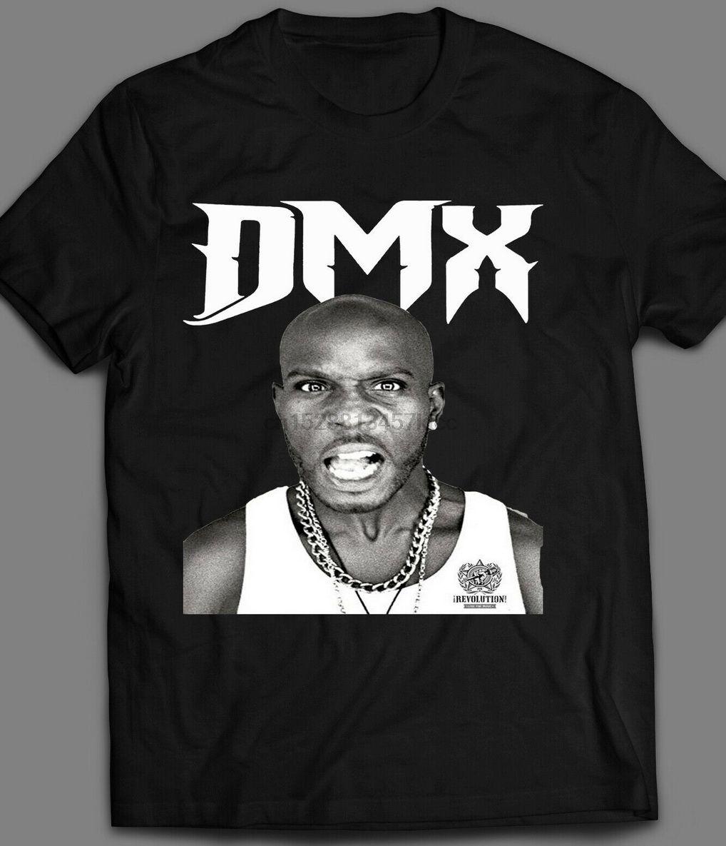 OLD SKOOL RAPPER DMX T-shirt molte opzioni COLORI OLD SKOOL tee shirt di alta qualità di stampa Casual