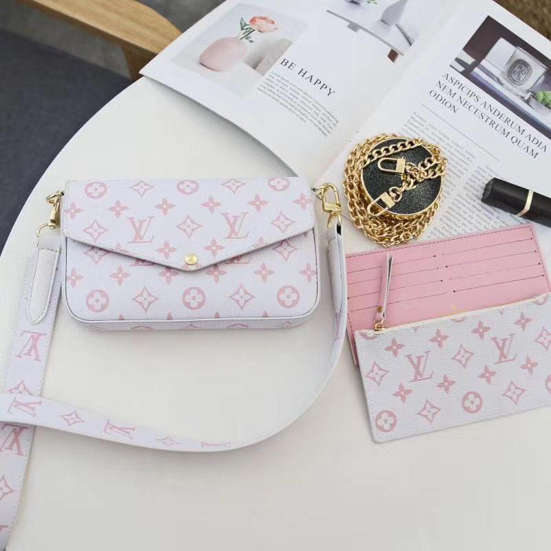 Haute qualité NOUVEAUX sacs de mode sacs à main concepteur dames sacs de créateurs sacs à main femmes chaîne de luxe Femme Messenger Bag qixiaojie