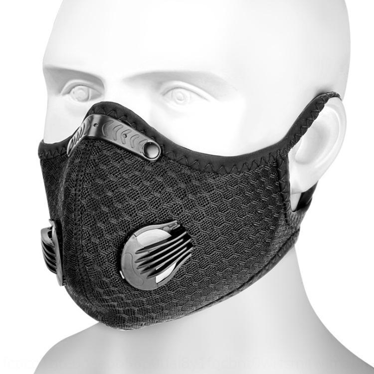 8h3se Активированного велосипедного углерода дышащей сетки на открытом воздухе пыленепроницаемых активированного угля Защитного велосипед защитного велосипедного дышащей сетку MAS