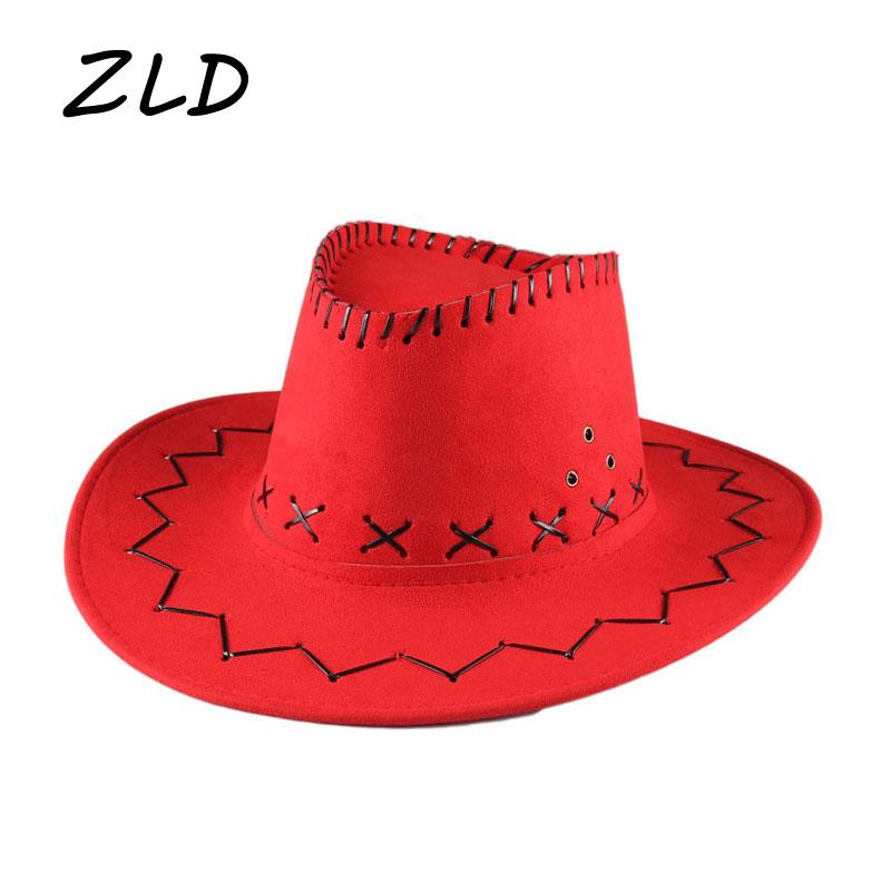 Chapeaux puzzle chapeaux mode adulte casquette de couleur unisexe d'été unisexe chapeau de cow-boy marée décontractée large vintage simple soleil