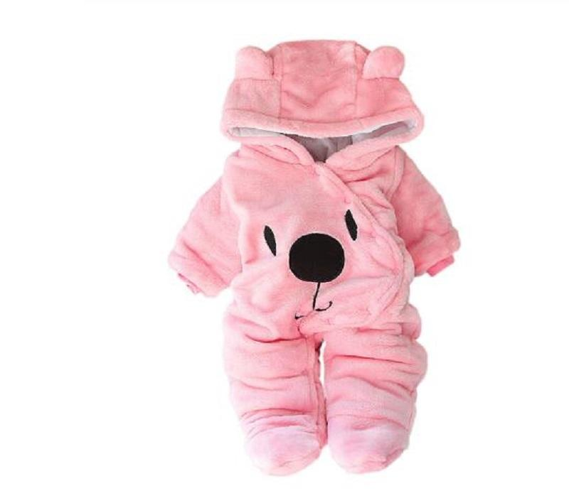 Baby Winter Clothes Newborn Babys Girls Overall Autumn Long Sleeve Baby Romper For Baby Boys Jumpsuit Costume Infant Clothing