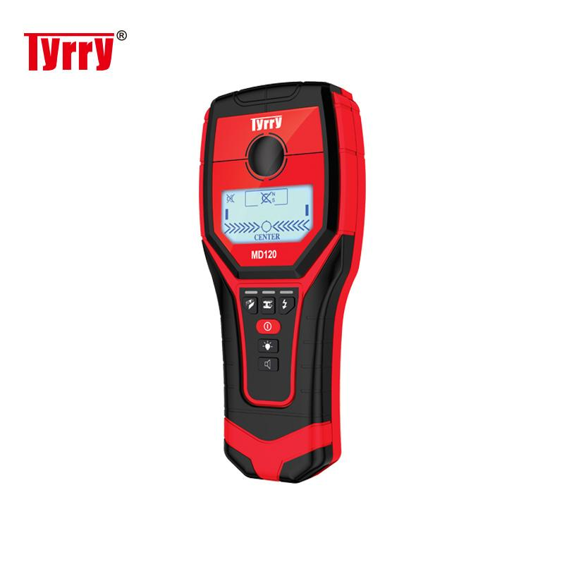 TYRRY Handheld Metal Detector High Sensitive New Wall Detector Find Magnetic Metal Wood Studs Copper Wall Scanner