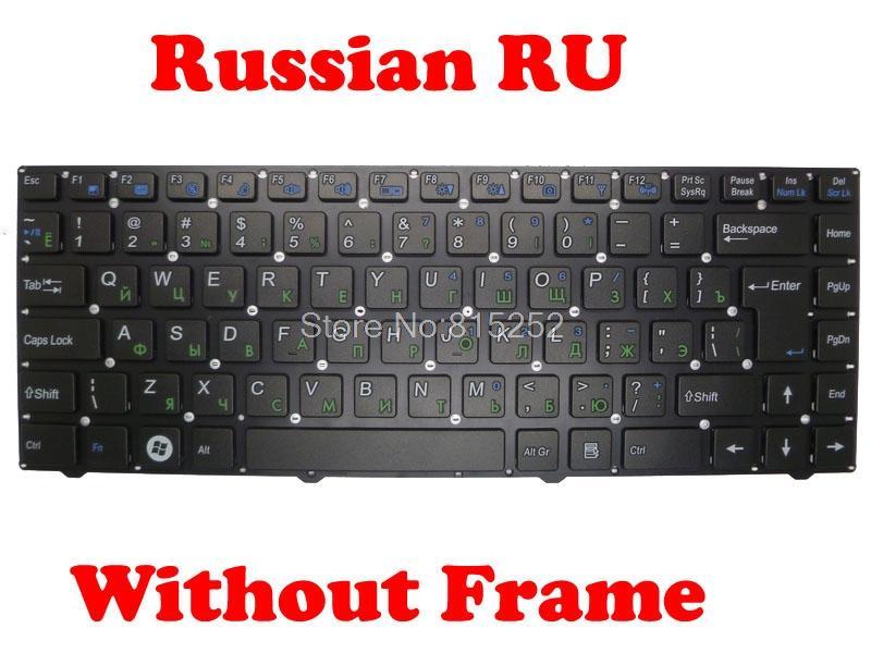 PO GR Keyboard For CLEVO W540EU W740SU E550EU1 W740K W745K W748K French Arabic Brazil BR France FR Russia RU Spain SP English
