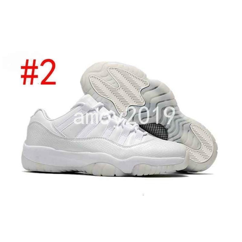 Páscoa Basketball Baixa Refrigere Bred Homens Grey 11 Sapatos 11s Cerimônia de Encerramento Sports Mens Trainers Atletismo Concord Sneakers Tamanho 7-13