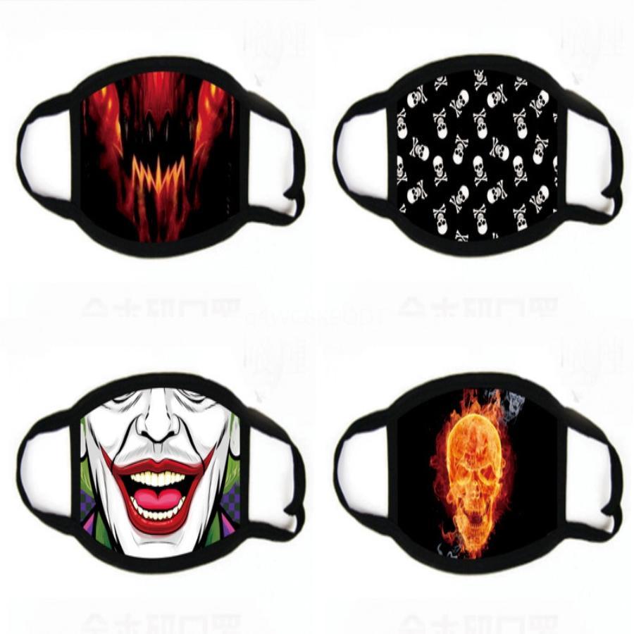Fa Máscara REACION Vae Esponja Mascerine Wasale máscara máscaras PM2.5 a prueba de polvo anti-polvo Niebla de protección Fa impresión Mascere libre # 279