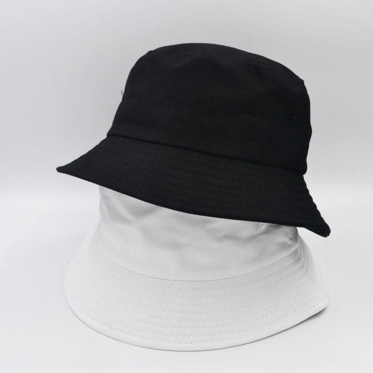 9tKXU Художественного сплошного цвета взрослого рыбака лето женщины ведро ведро Складной детской ВС ВС шляпа родитель-ребенок бассейн шляпа мужчина