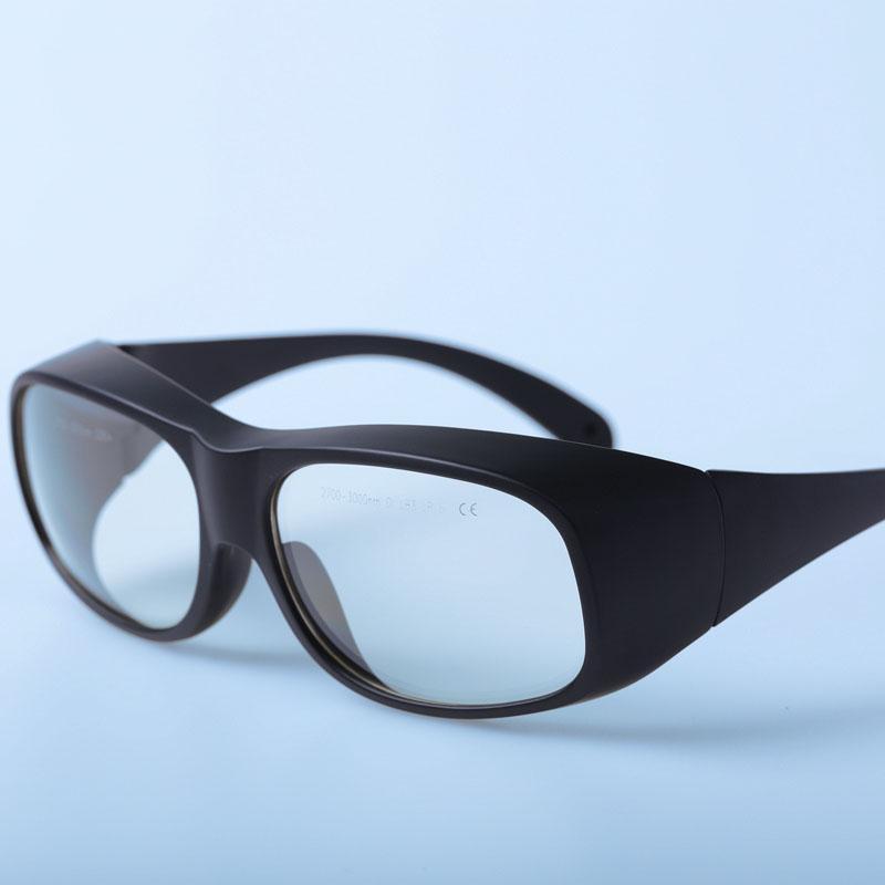Professionelle OD 6+ 2700nm-3000 nm Wellenlänge Erbium Laserschutzbrillen ERL Laserschutzbrillen Qualitäts-Schutzbrille