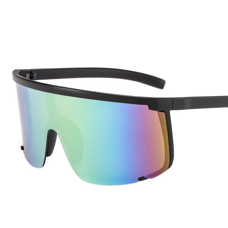Sonnenbrille polarisiert für Frauen und Männer im Freienspiegel farb-wechselnder Modesportarten