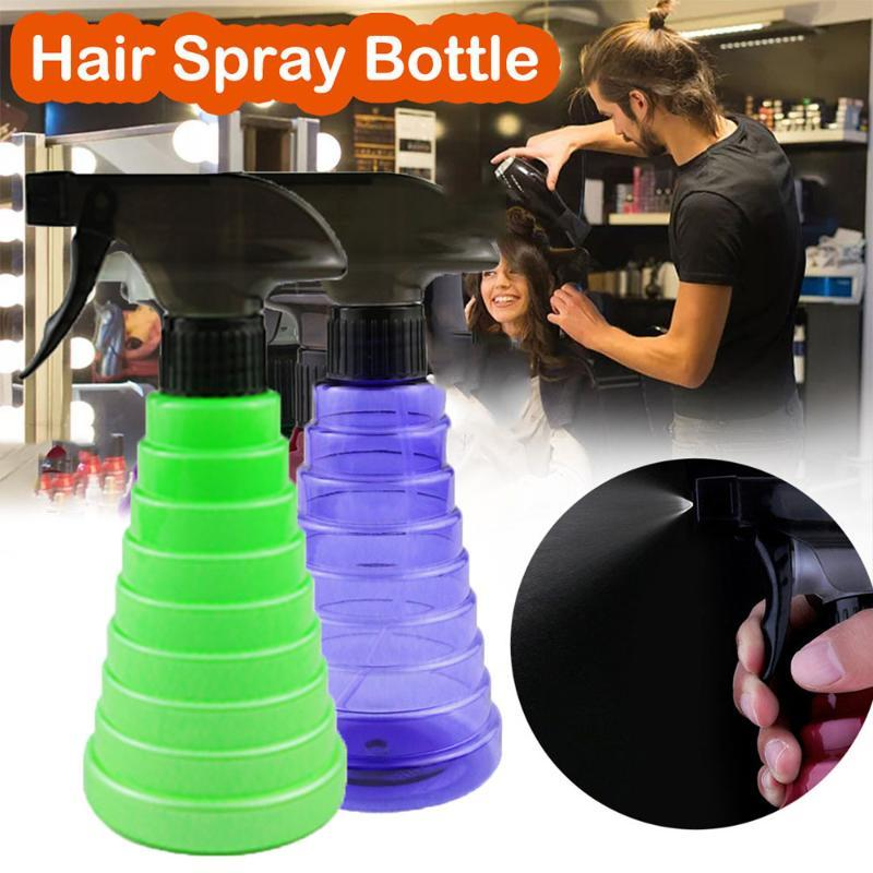 Hairdressing Spray Bottle Refillable Mist Spray Bottle Hair Continuous Salon Styling Tools Pets Cleaning Sprayers