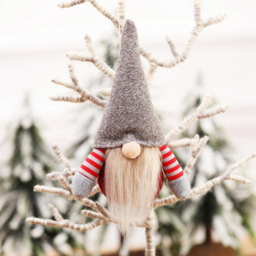 Gnome Christmas Handmade Swedish Scandinavian Tomte Santa Nisse Nordic Plush Elf Toy Table Ornament Xmas Tree Decorations Fy4269 Family Christmas Ornaments Festive Decorations From Quanfengrun 2 05 Dhgate Com