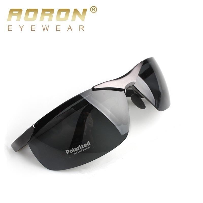 Shades ulculos alüminyum magnezyum bayan erkek tasarımcı klasik moda polarize gözlük marka UV400 gözlük aoron güneş gözlüğü mirfl