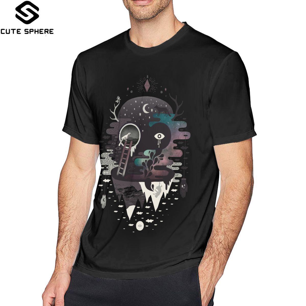 Daemon Camiseta T-shirt Daemon masculino bonito tshirt algodão de manga curta Imprimir Moda 5x Camiseta