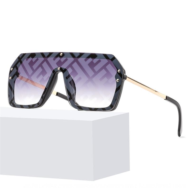 3KikG Нового цельного ВС 6998 модное коробка F письмо New цельного солнце 6998 солнцезащитных очки модной коробка F письмо очки