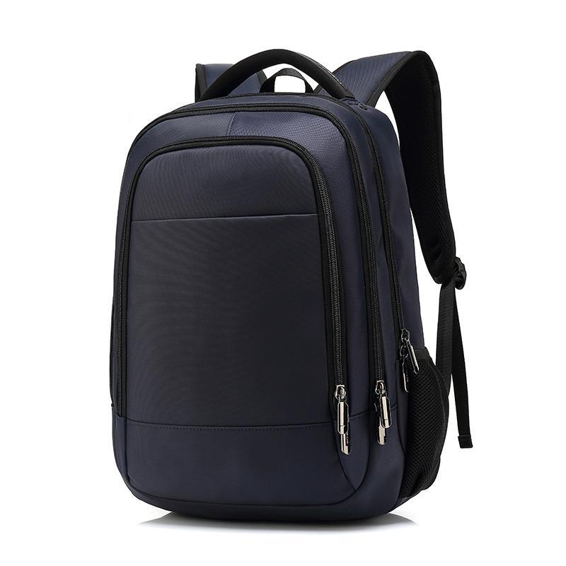 Grande capacità Nuovo Zaino in tessuto Oxford USB ricaricabile Borsa Studentessa zaino degli uomini di borsa da viaggio Computer B51 2020