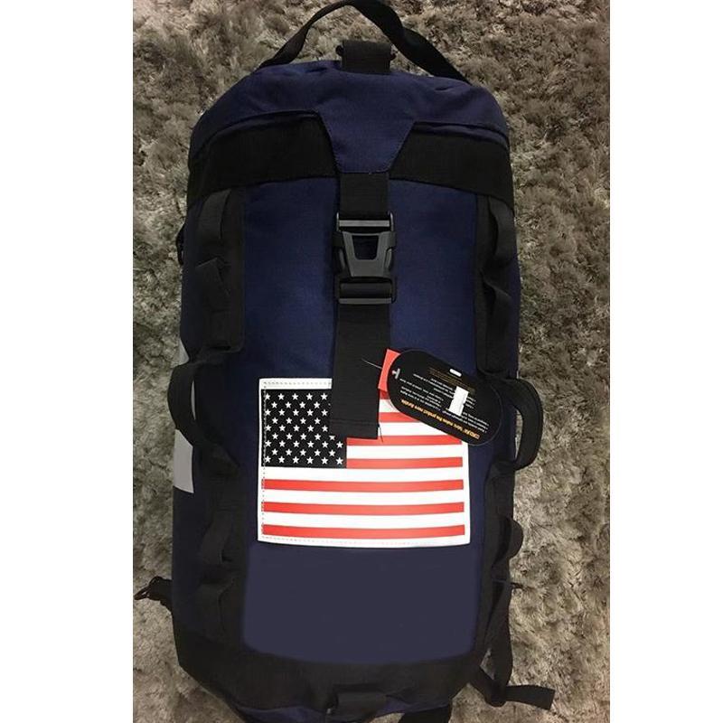 Unisexe Adolescent Voyage Sacs grande capacité Designer polyvalent Utility Alpinisme Sacs à dos étanche Luggage extérieur Sac à bandoulière
