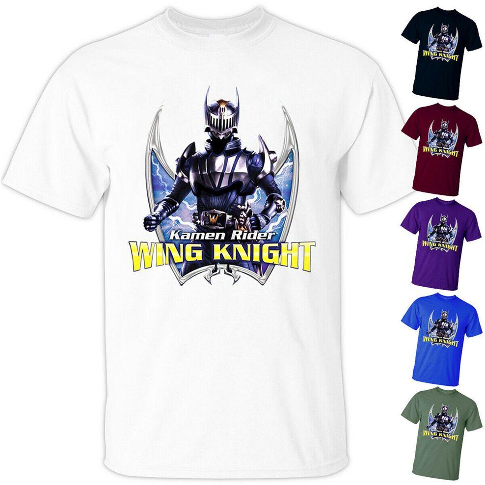 Kamen Rider Asa Cavaleiro V1 série Tv Camiseta (Preto Branco) todos os tamanhos S-3XL Para os Jovens Middle-Age O Velho Camiseta