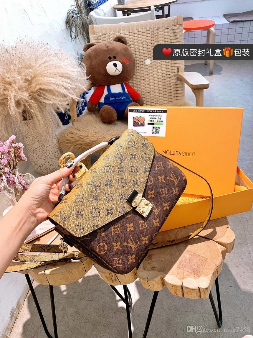 Fábrica de mulheres por atacado da bolsa nova rua moda de alta qualidade bolsa de couro estilo personalizado 2049A corrente decoração mulheres ombro