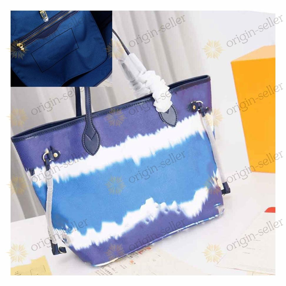 Louis Vuitton ESCALE NEVERFULL M45128 handbag tote bag New Style Femmes expédition Sac Big Single Sacs à bandoulière grande capacité Lady Totes Sacs à main oversize Sac Voyage