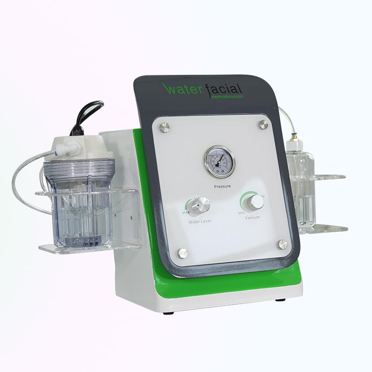2 in 1 multifuction 9 Diamond tips microdermabrasion machine hydro peel hydrodermabrasion for blackheads removal 8 hydrofacial tips