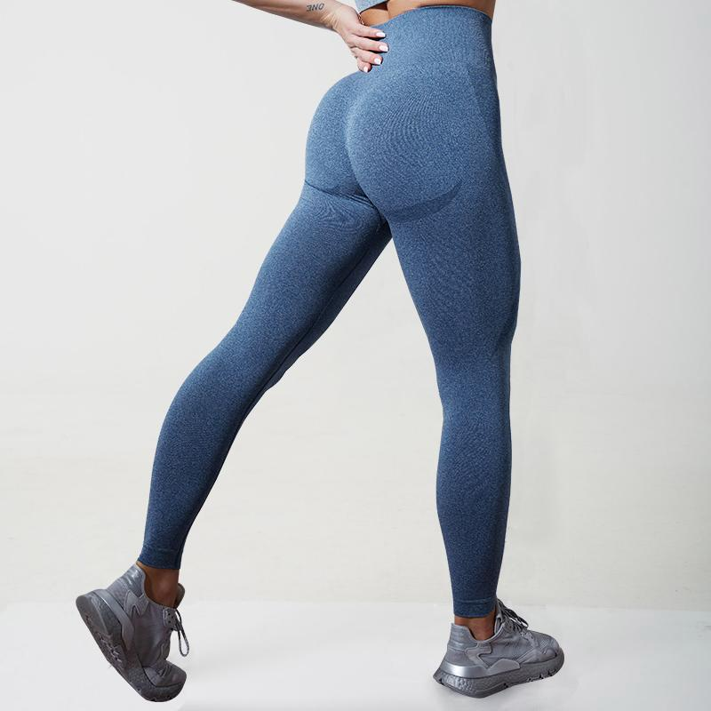 CHRLEISURE donne a vita alta Leggings Sport Magro donne Womens Leggings Workout Activewear Palestra Leggings Donne Y200904 fitness