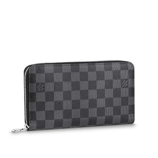 # 1591 gros Pocke simple fermeture éclair de mode 9 couleurs hommes femmes cuir portefeuille dame dames longue bourse avec carte boîte orange 60136 de LB81