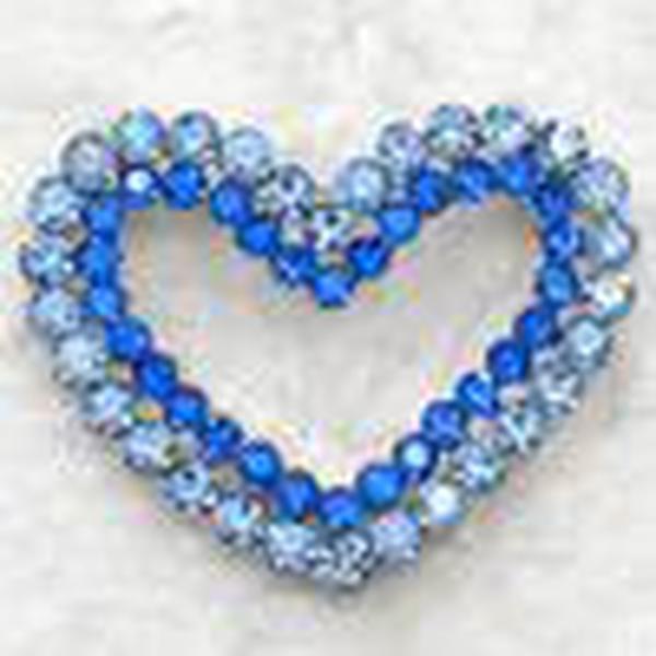 12pcs cgjxs / lote al por mayor del Rhinestone cristalino en forma de corazón encantador romance novia de la boda joyería broche regalo de San Valentín '; S Día C139