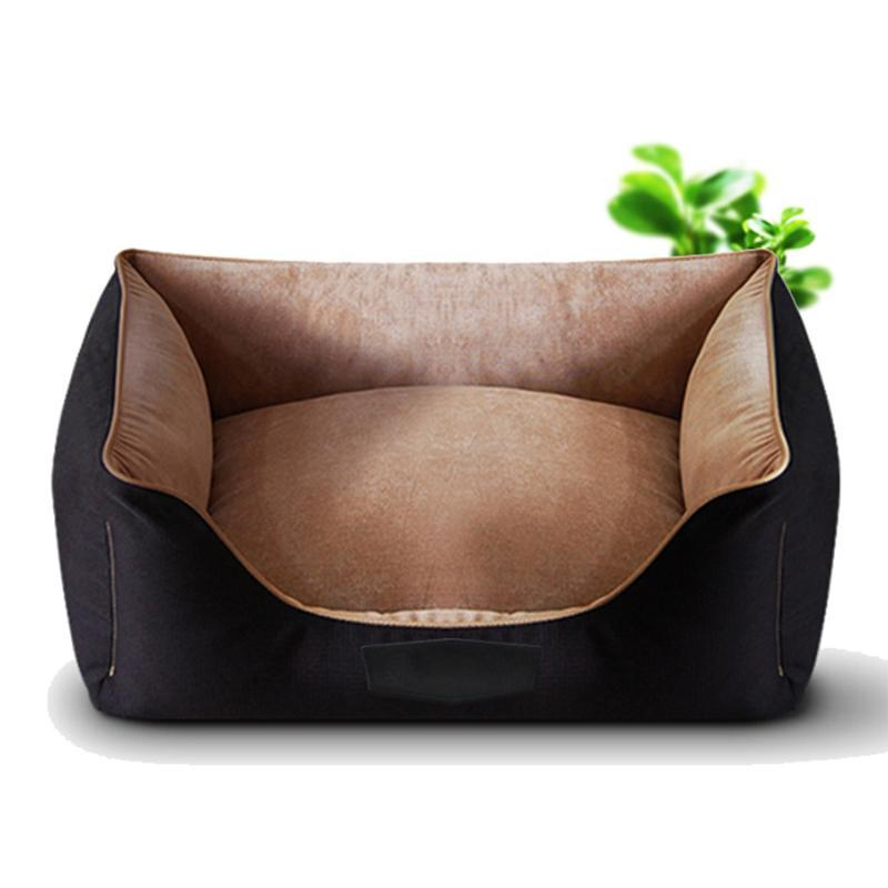 Thick Mattress Dog Sofa Bed Pet Pads Houses Pets Playpen Cabana Cucce Morbide Per Cani Cages Hondenmand Animal Products KK60GW