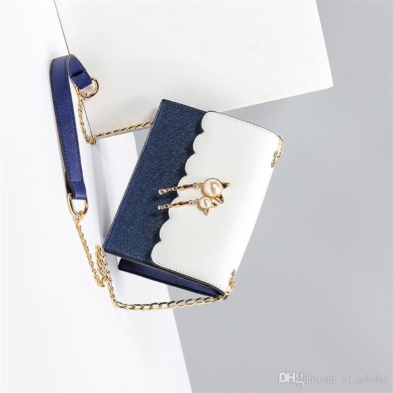 bolsa de couro K34 Moda 2020 nova primavera selvagem couro casuais simples ombro mensageiro saco bolsa portátil