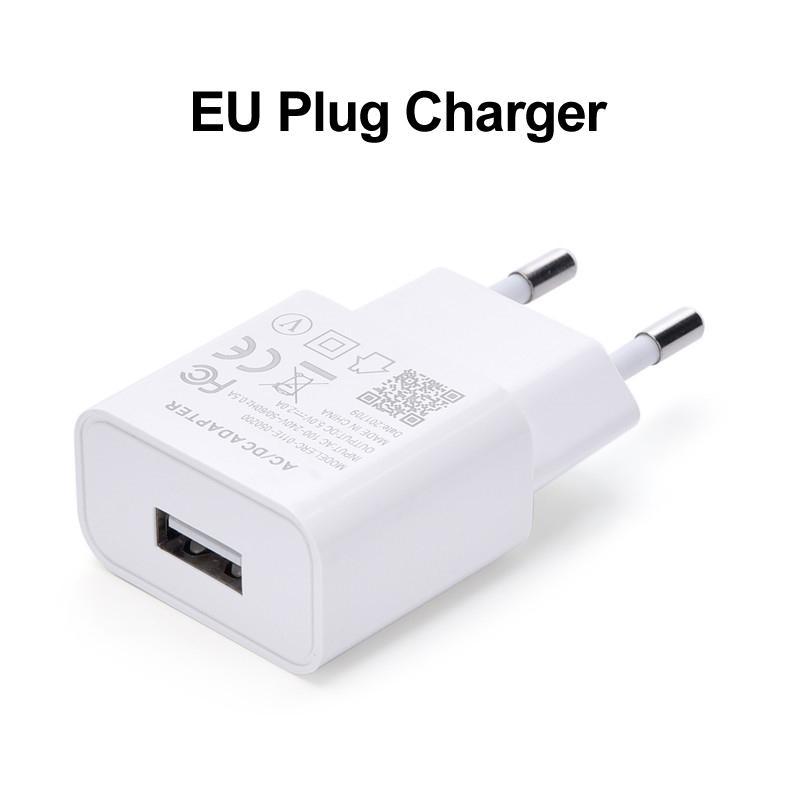 Cargador de control de calidad de la UE 3.0 Huawei 9V2A rápida Fast adaptador de la carga Micro USB Cab For mate 7 8 10 9 10 P8 Nova Lite Honor 8 9 Lite