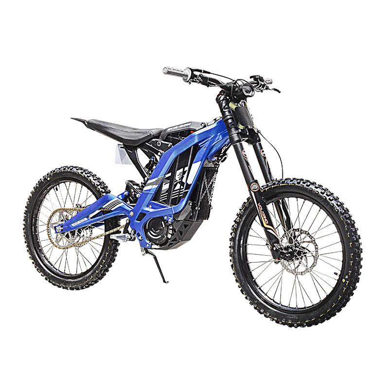 SUR-RON X Version Light bee electric stealth bomber 60v lithium battery 5400w high speed motor super ebike