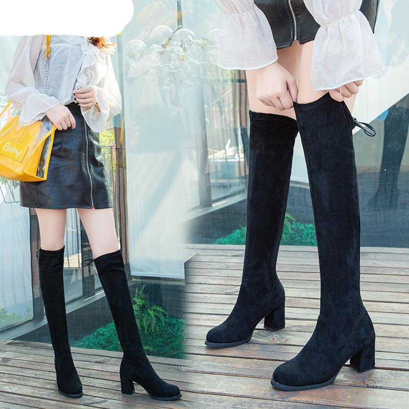 Плюс размер 35-44 Новый Теплый Женщины Boots Удобная дышащая Lightweight Мода Износостойкие против скольжения Дизайн Snow Boots
