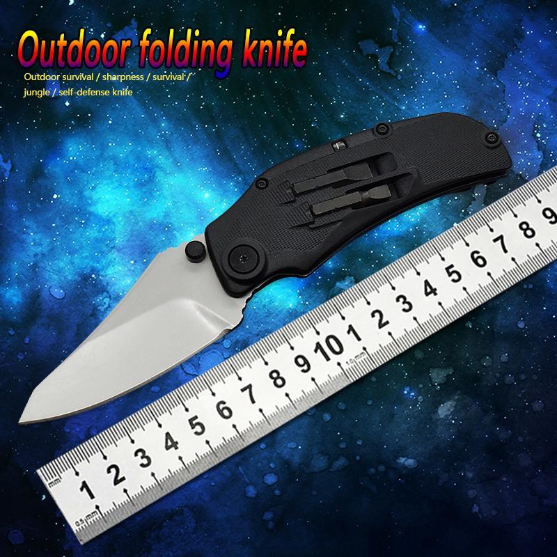 küçük bir bıçak kamp yapma kershaw1925 katlama bıçağı çok fonksiyonlu araç katlama meyve bıçağı yüksek sertlik EDC öz savunma