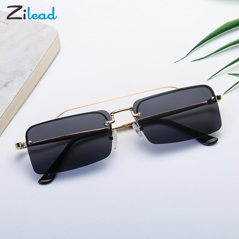 Zilead Doppelstrahl-Sonnenbrille Charakteristisch Punkart Arbeiten Sie bequemen UV400 Acryllinse Metallrahmen Empfindliche Sonnenbrillen