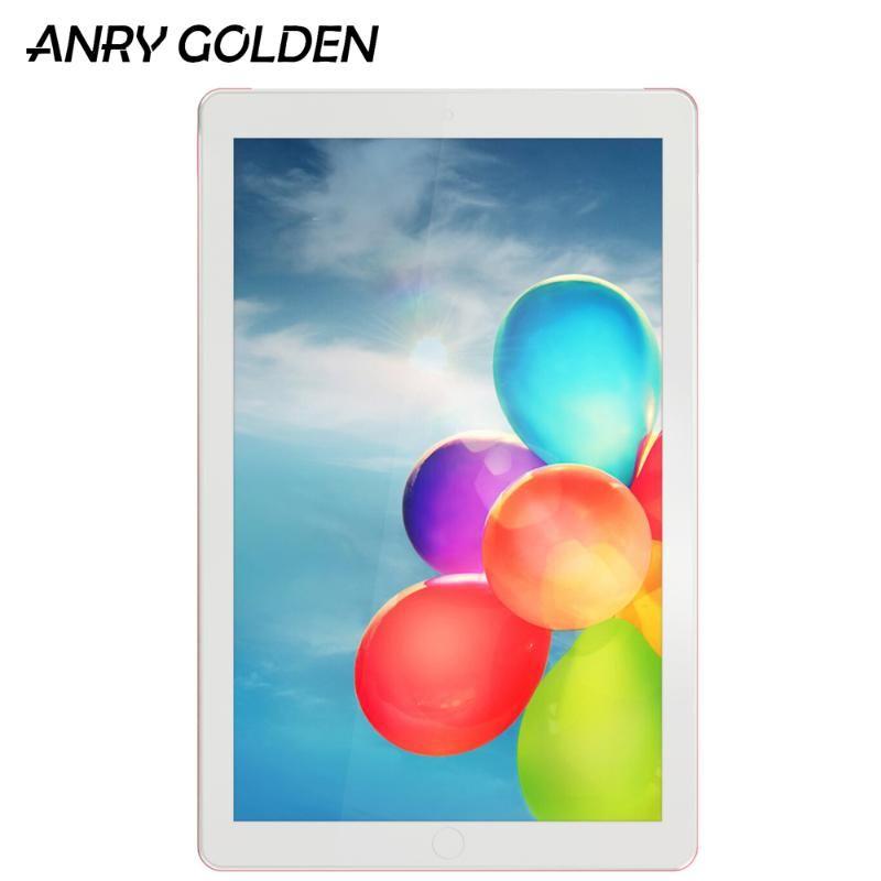 Original New 10 polegadas Tablet Android 8.1 4G LTE MTK6737 Quad Core Android 8.1 Tablet For Kids Crianças PC 10.1