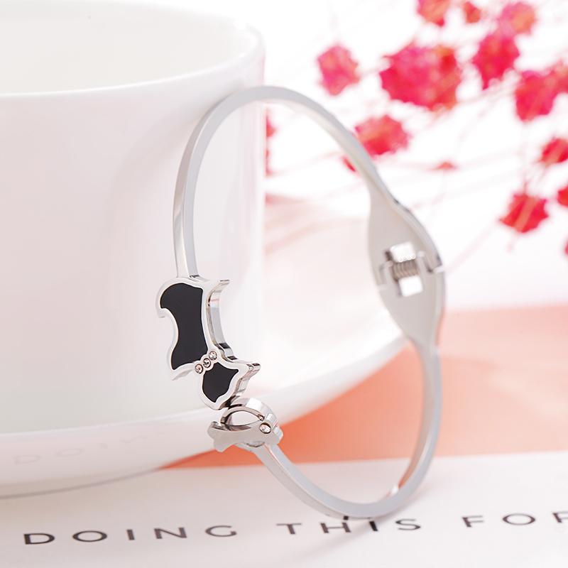 Top-Qualität Hund Marke Bohemia Charm-Armbänder für Frauen-Art- und Goldfarben-Stulpe-Armband-Armband-Verpackungs-Manchette Jewelr