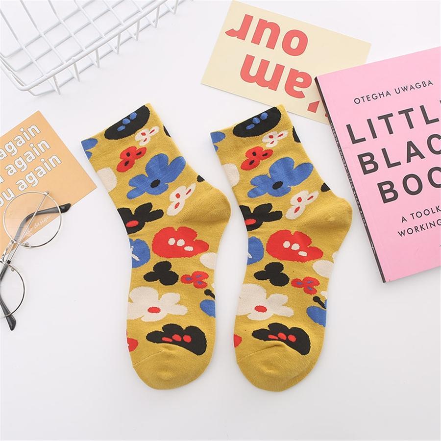 El hombre al por mayor colorido divertido del calcetín del otoño del resorte Calcetines cuadrícula calcetines de los hombres de color mixto en el verano # 420