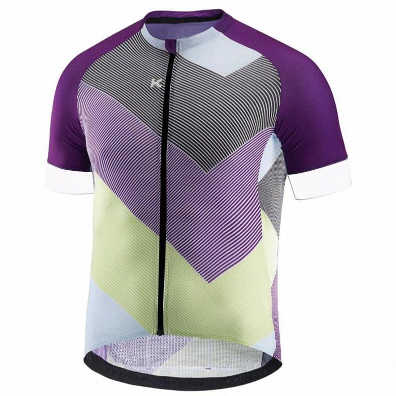 Fahrradtrikot Herren RUNCHITA pro hommes équipe cycliste vélo manches courtes T-shirt jersey bicicleta roupas masculinas par verão M58i #