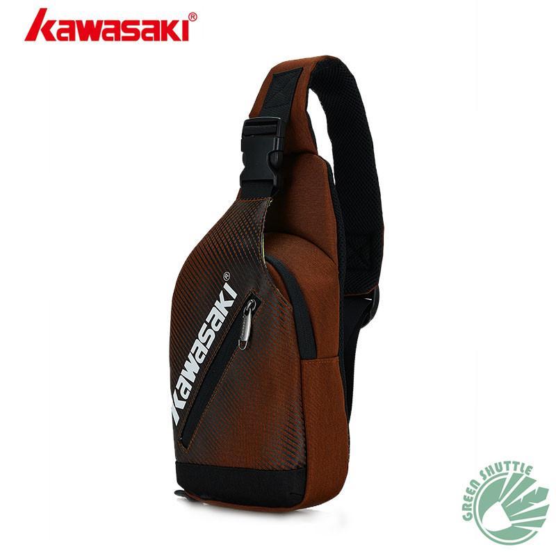 2020 Подлинной Kawasaki KBB-8121 Бадминтон Ракетка сумки (1 шт) для мужчин и женщин бадминтона ракетки склонного мешок плеча Новых