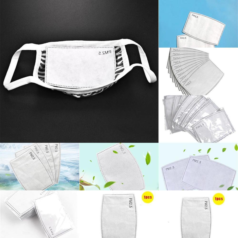 La respirazione originale filtro della valvola Maschera Carbone attivo anti-polvere Faadjustable adulti PM2.5 riutilizzabile Bocca muffola Senza Pad