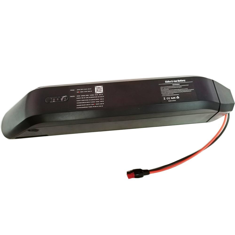 Порядковый убор в трубке Кирин боковой релиз аккумулятор батареи 1000W 48 В 52 В 13ah 14ah 15Ah 17Ah 750W Литий-ионные аккумуляторы с зарядным устройством