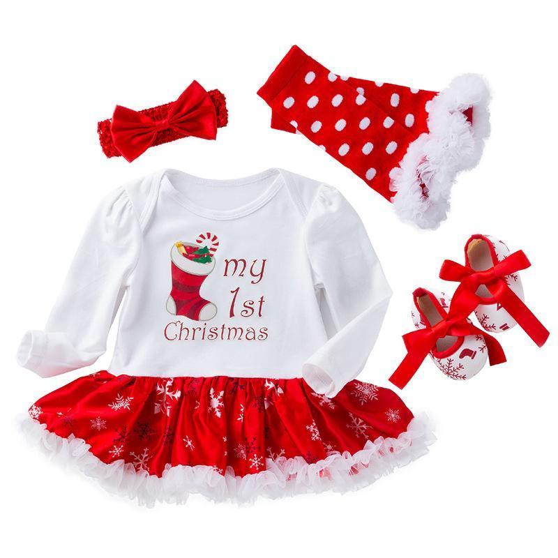Новый год Девочка карнавал Рождество платье для девочек Праздник Весны Infantil Одежда партия Тюль Дети Костюм